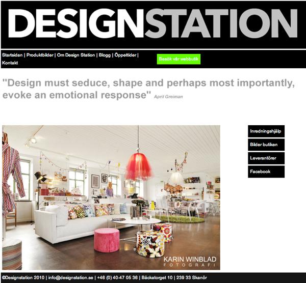 Design Station Skanör