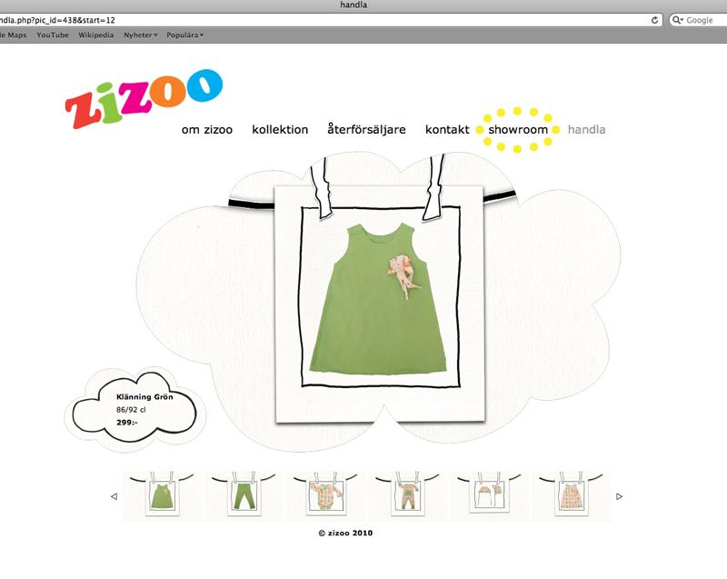 Handla direkt från Zizoo